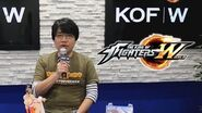 The King of Fighters World (CN) - Interview with Yasuyuki Oda