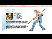 Fatal Fury - Billy Kane (Profile)