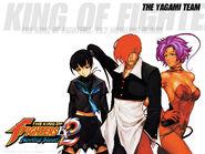 KOF EX2-Yagami