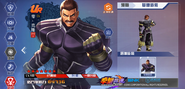KOF destiny Clone Zero