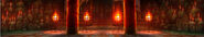 KOF-XIII-Temple-Stage-Mr-Karate-