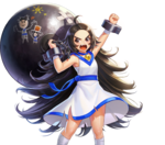 KOF All Star Female Chang