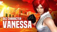 "KOF XIV - DLC CHARACTER ""VANESSA"""