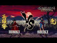 HIBIKI TAKANE|Gameplay -2 【HIBIKI vs