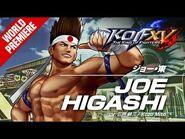 KOF XV|JOE HIGASHI|Character Trailer -5 (4K)【TEAM FATAL FURY】-2