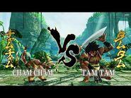 CHAM CHAM- Gameplay -2 【vs