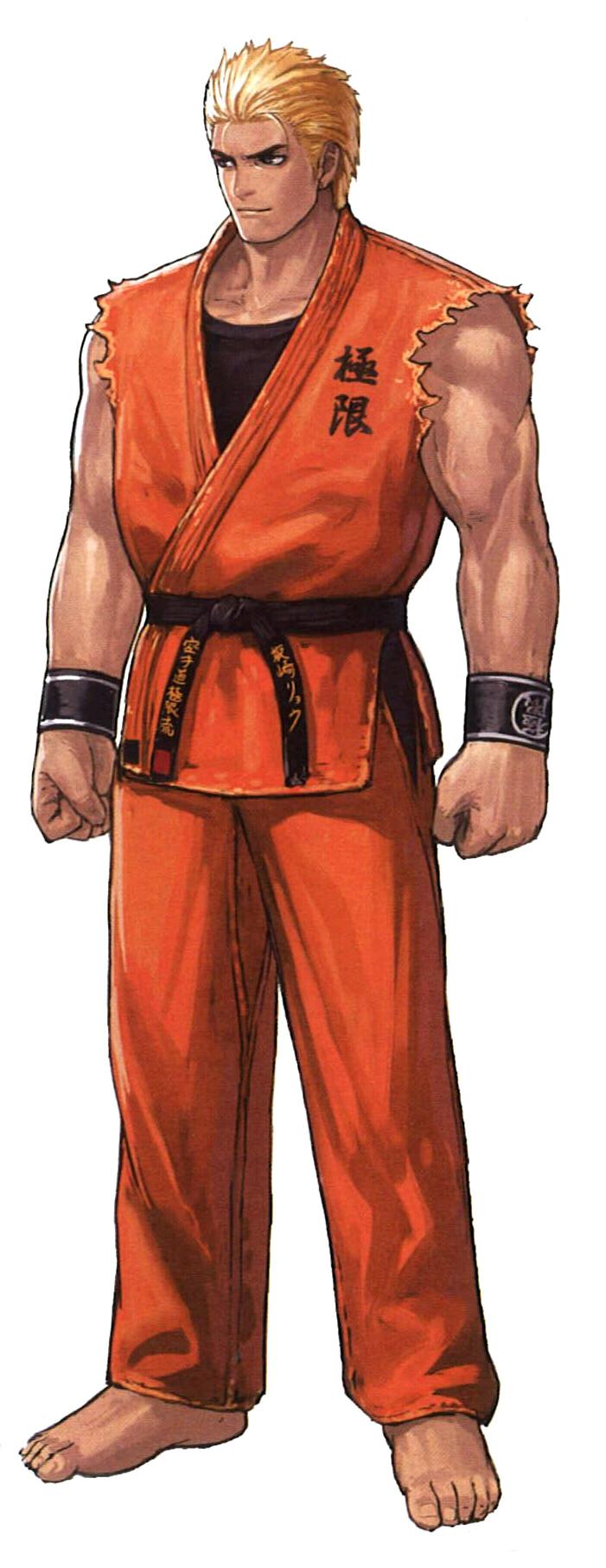 Ryo Sakazaki