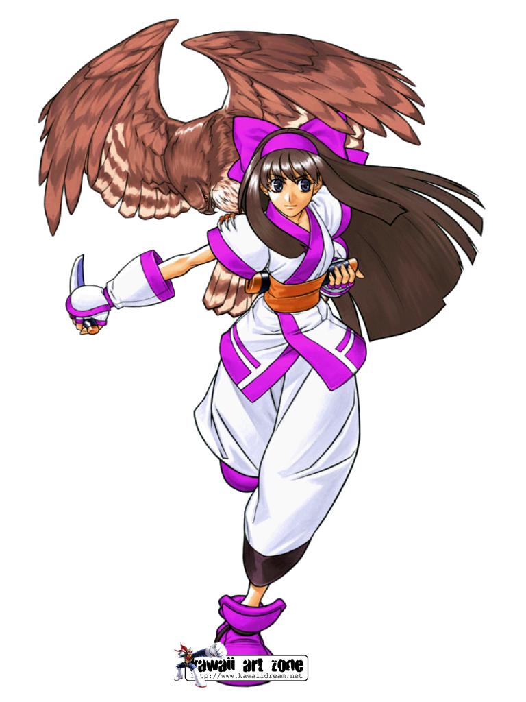 Purple Nakoruru