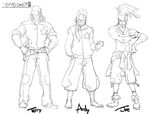 Falcoon -SNK Online Shop Story characters2