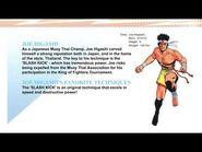 Fatal Fury - Joe Higashi (Profile)
