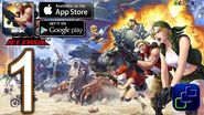 Metal Slug Attack Android iOS Walkthrough - Gameplay Part 1 - Vietnam