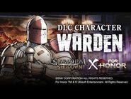 WARDEN- SAMURAI SHODOWN –DLC Character (Asia)