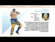Fatal Fury - Raiden (Profile)
