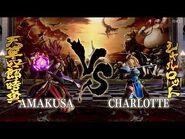SHIRO TOKISADA AMAKUSA|Gameplay -1 【AMAKUSA vs