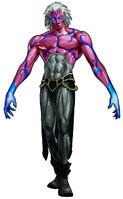 Magaki-true form