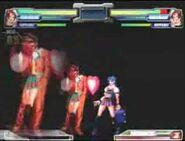 Neo Geo Battle Coliseum Kisarah combo video