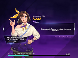 The King of Fighters All Star - Noah (Loading Screen).png