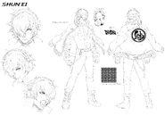 Shun'ei (The King of Fighters (KOF) XV)