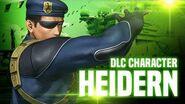 "KOF XIV - DLC CHARACTER ""HEIDERN"""