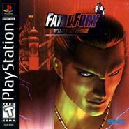 Fatal Fury Wild Ambition cover