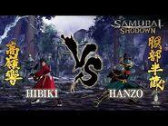 HIBIKI TAKANE|Gameplay -3 【HIBIKI vs