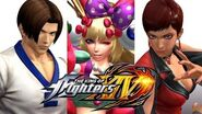 THE KING OF FIGHTERS XIV 8th Teaser Trailer