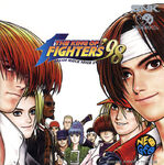 Kof 98 second cover