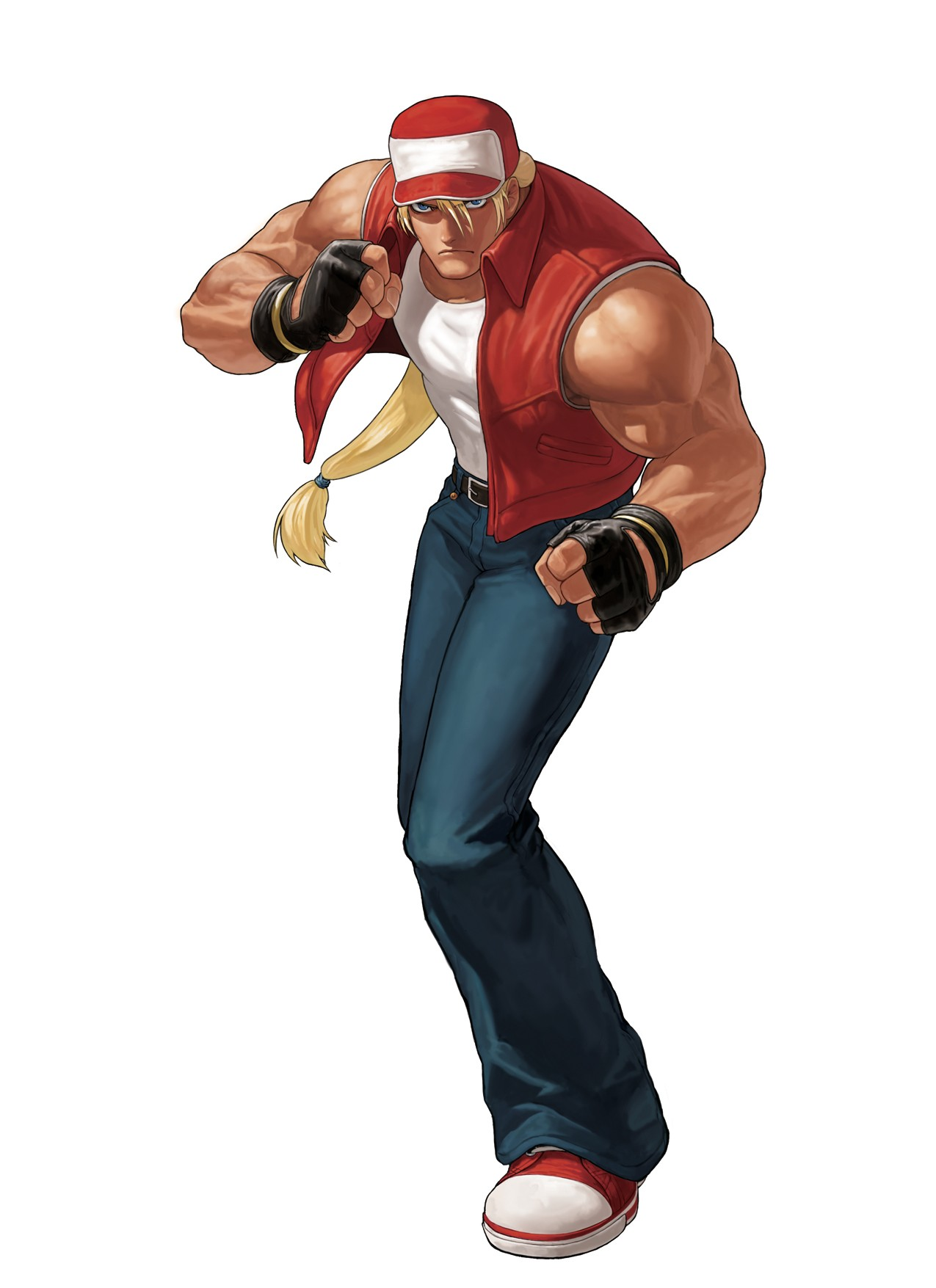 Rock Howard Quotes – Yamazaki win quotes king of fighters destiny rock howard is so.