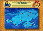 Southtown-Map-In-The-Fatal-Fury-3-Arcade