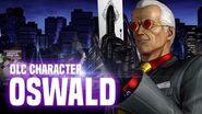 """KOF XIV - DLC CHARACTER """"OSWALD"""""""