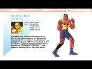 Fatal Fury - Michael Max (Profile)