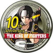 Kof 10th anniversary