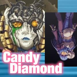 Candy Diamond