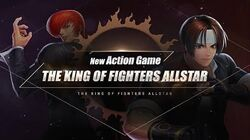 Welcome to The King of Fighters ALLSTAR
