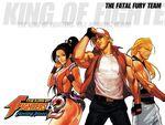 KOF EX 2-Fatal Fury Team