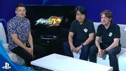 The King of Fighters XIV - E3 2016 LiveCast PS4