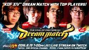 KOF XIV DREAM MATCH Program movie EN