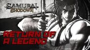 Samurai Shodown - Return of a Legend