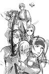 The Last Blade2 Sketch by Tonko