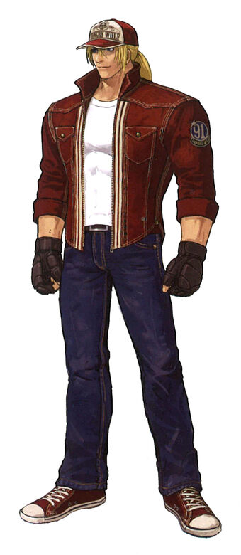 Terry Bogard Snk Wiki Fandom Rokku hawādo) is a video game character appearing in various games from snk. terry bogard snk wiki fandom