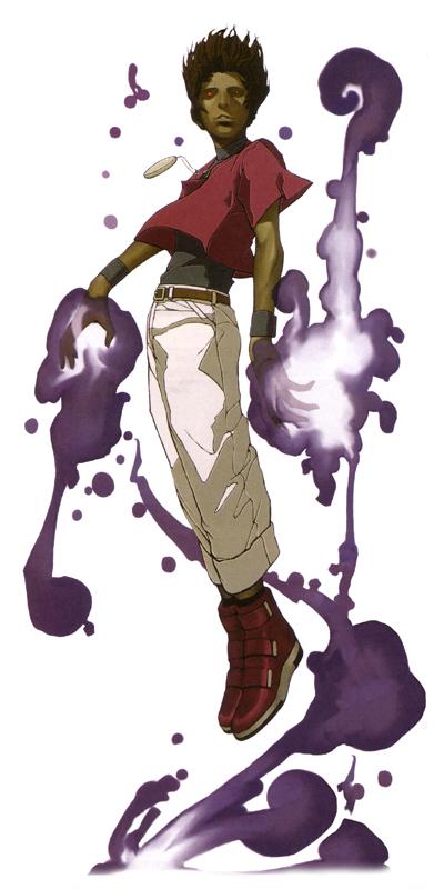 Orochi Chris