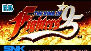 1995 60fps The King of Fighters '95 DEMO