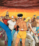 Fatal Fury-King Of Fighters