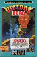 Ikari ii commodore64 cover