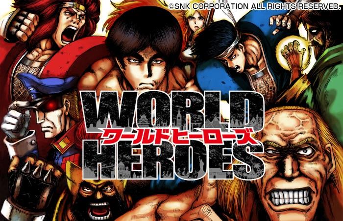 World Heroes (2018 manga)