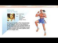 Fatal Fury - Hwa Jai (Profile)