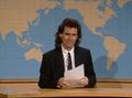 Dennis Miller at the Weekend Update Desk