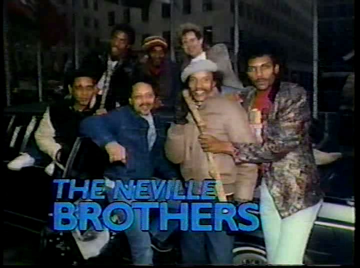 The Neville Brothers