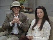 SNL David Spade as Woody Allen