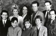 SNL Cast 1986 - 1987